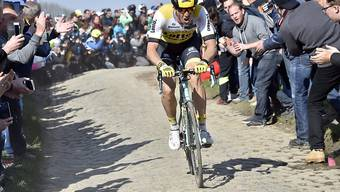 Der Belgier Sep Vanmarcke gewann das Eintagesrennen Bretagne Classic (Archivbild)