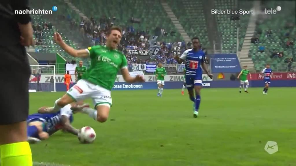 FCL-Spieler Marvin Schulz für drei Spiele gesperrt