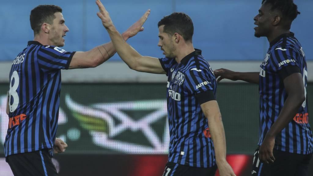 Remo Freuler sichert Atalanta einen Punkt in Turin
