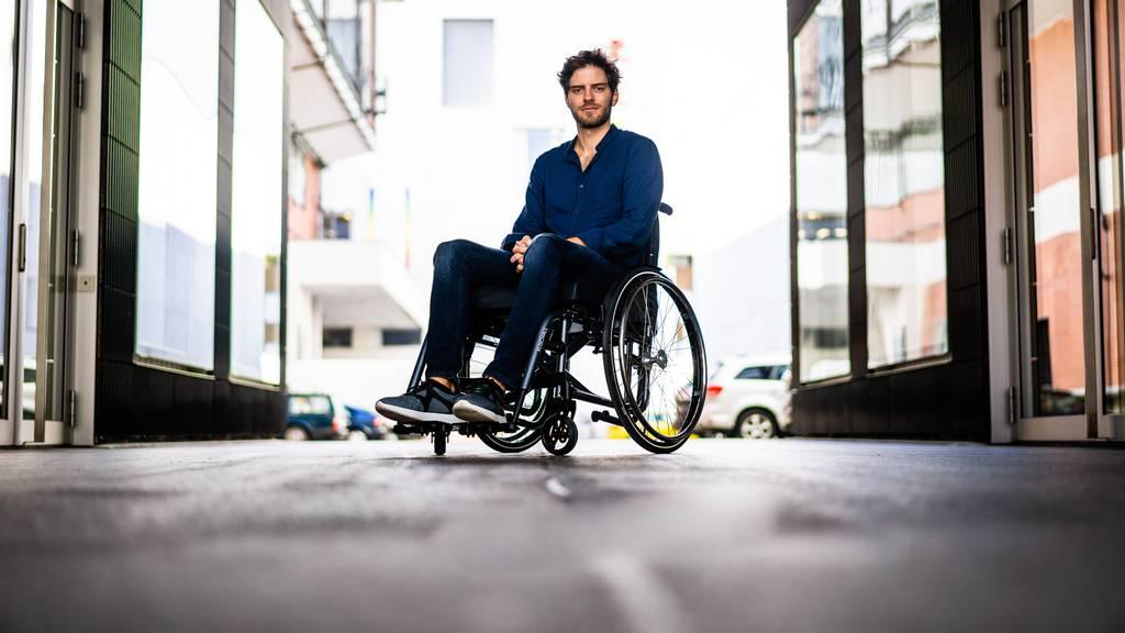 Leben im Rollstuhl