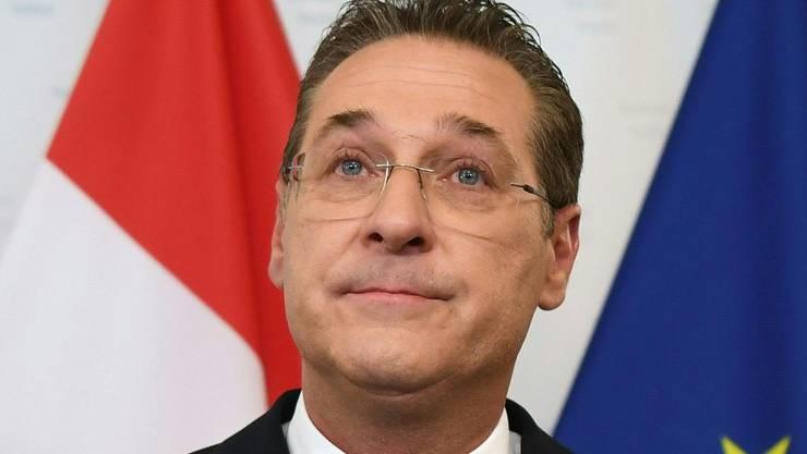 Das Ibiza-Video hatte ein politisches Beben in Österreich ausgelöst. Heinz-Christian Strache trat als FPÖ-Chef zurück.