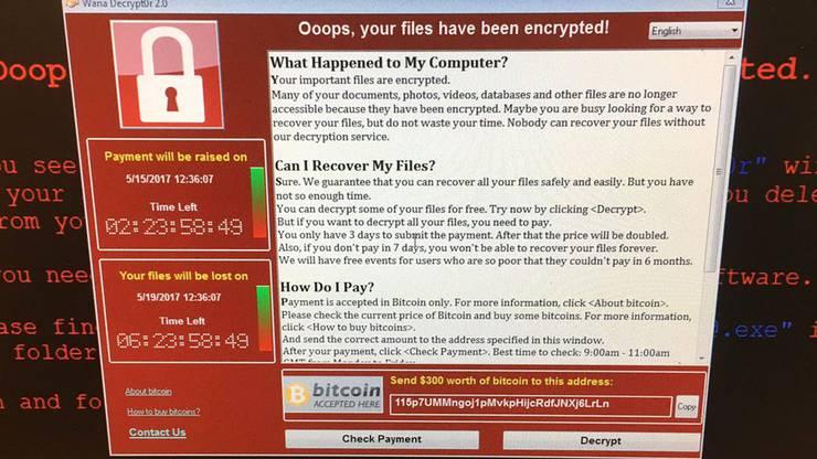 In der Schweiz gab es keine Grossausfälle wegen der Cyberattacke. Einzelpersonen waren aber betroffen.