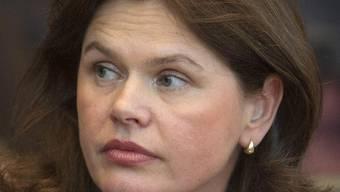 Die neue slowenische Regierungschefin Alenka Bratusek (Archiv)