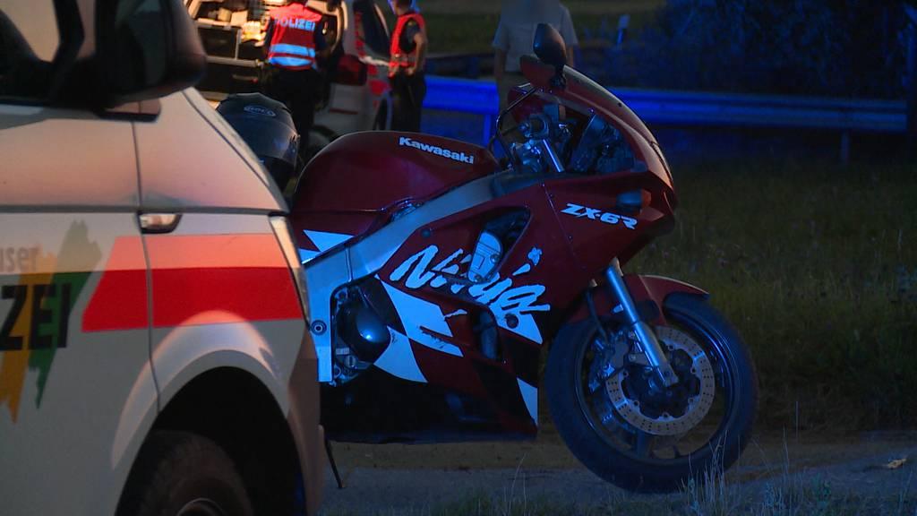 Selbstunfall in Schaffhausen fordert eine Schwerverletzte