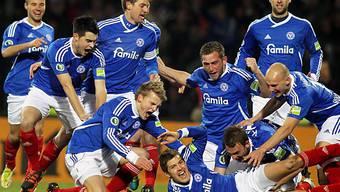 Der Underdog Kiel wirft Bundesligist Mainz aus dem Cup