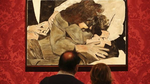 Gemälde sind die wenig bekannte Seite des Musikers Bob Dylan