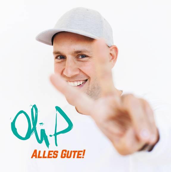 Albumcover: Oli.P-Alles Gute