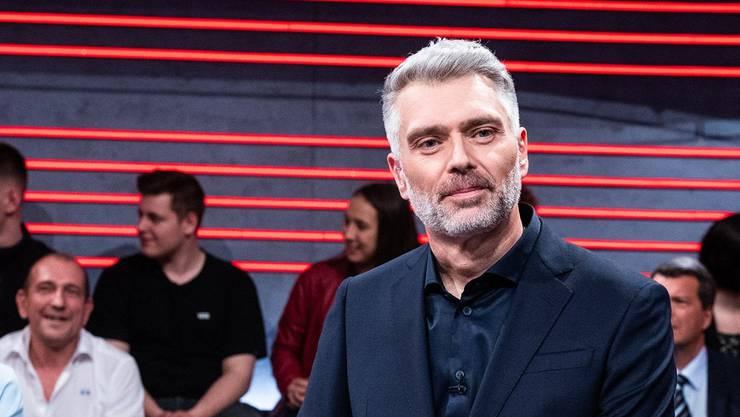 Moderator Sandro Brotz löste mit seiner letzten Sendung einen Sturm der Entrüstung aus