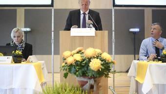 Der Rückblick auf die Wahlen ist für die Delegierten der BDP nach den erlittenen Verlusten nicht sehr erfreulich. Die Werte der BDP hätten aber nichts an Wert verloren, sagte Parteipräsident Martin Landolt.