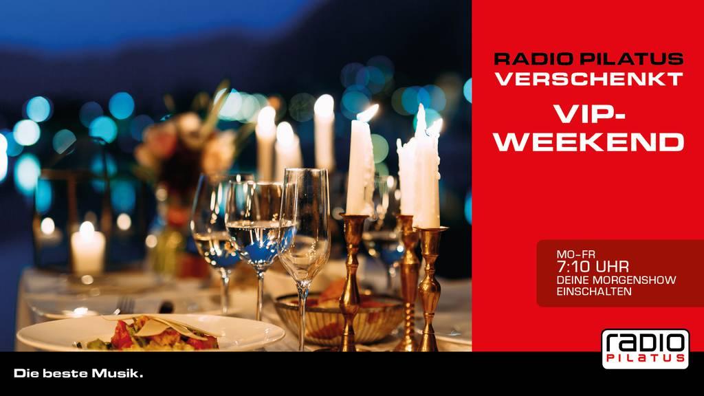 VIP Weekend zu gewinnen!