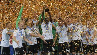 Confederations Cup, Final, 2017, Deutschland - Chile