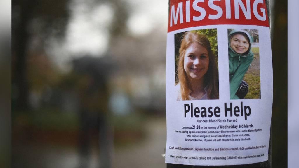London: Vermisste 33-Jährige ist tot - Polizist steht unter Mordverdacht