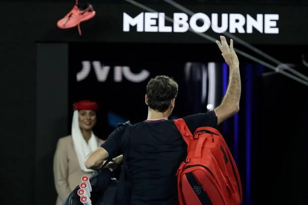 Roger Federer befindet sich auf der Zielgeraden seiner Karriere.