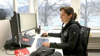 «Wir sind optimistisch», sagt ETF-Mitarbeiterin Stefanie Wassmer.