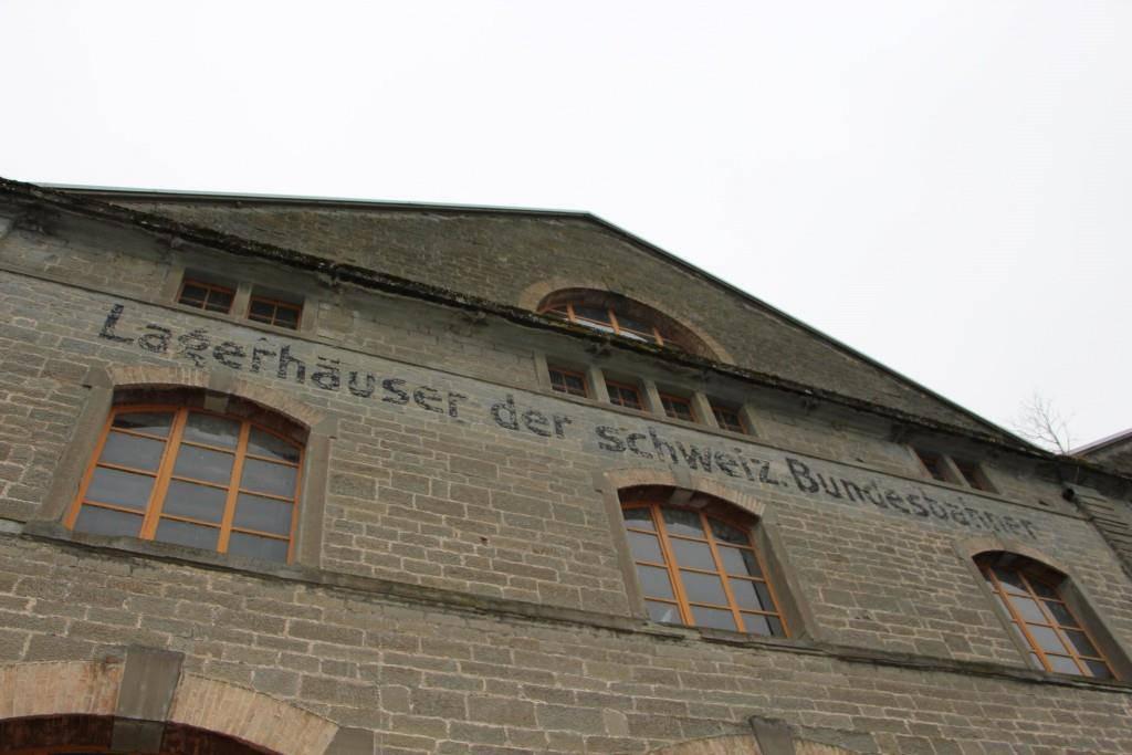 Damals war Romanshorn dank seinem Seeanstoss und den Geleisen ein wichtiger Umschlagplatz