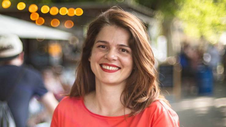 Anita Hugi, neue Direktorin der Solothurner Filmtage.