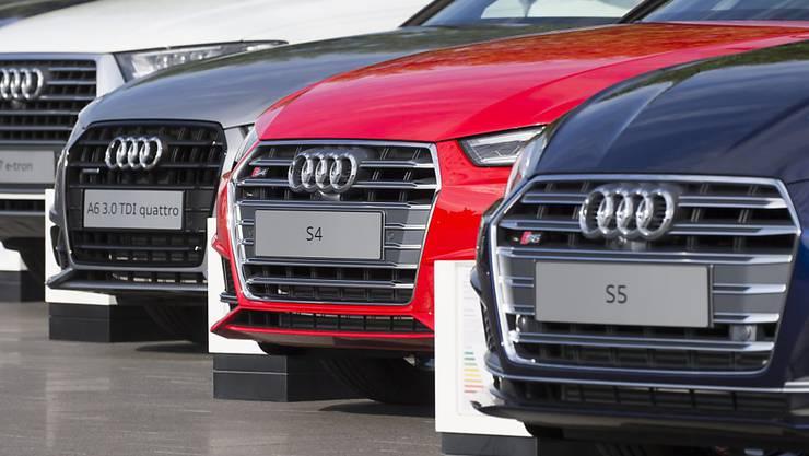 Die Staatsanwaltschaft München hat ihre Ermittlungen gegen Audi in der Diesel-Affäre nun auf Europa ausgeweitet. (Archiv)