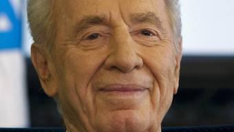 Aufruf zum Protest: Schimon Peres (Archiv)