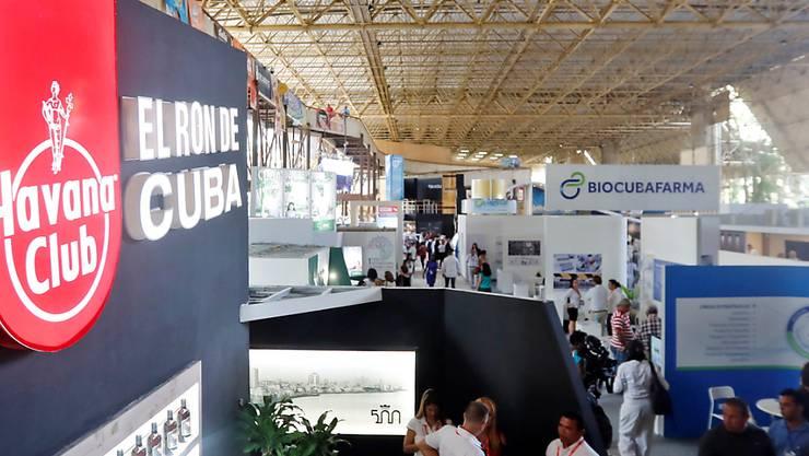 Informationen von der jährlichen Handelsmesse in Havanna: Kuba lockt weniger ausländische Geldgeber an als noch vor einem Jahr.