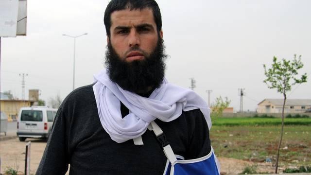 Ein syrischer Flüchtling im türkischen Reyhanli (Symbolbild)