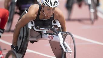 Manuela Schär gewinnt über 800 m WM-Silber (Archiv)