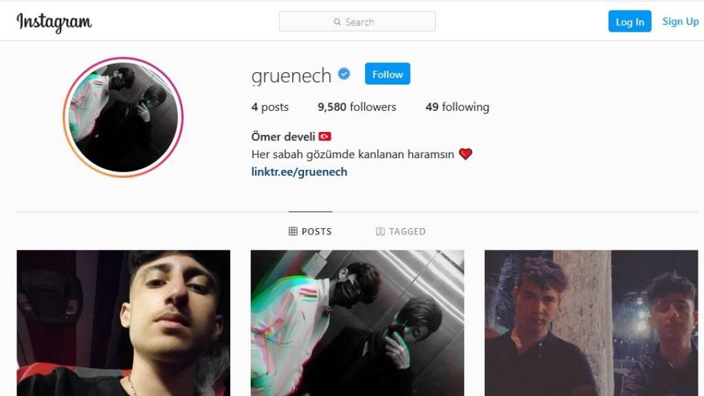 Unbekannte hacken Instagram-Konto der Grünen Schweiz