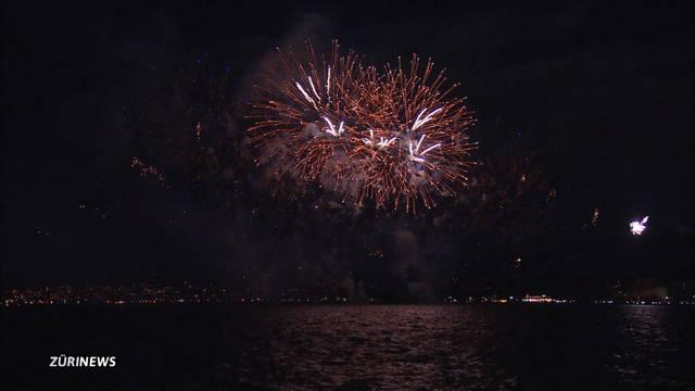 Zürich in Zukunft ohne Silvesterfeuerwerk?