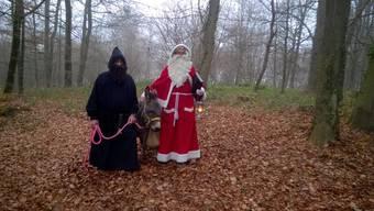 Die Tradition vom Chlausen wird in diesem Jahr nicht stattfinden. (Symbolbild)