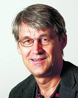 Jürg Gohl ist Chefredaktor der «Volksstimme»