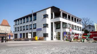 Das Regionale Zivilstandsamt an der Laurenzenvorstadt 1 ist einer der Standorte, für die die Stadt keine Billag zahlt.