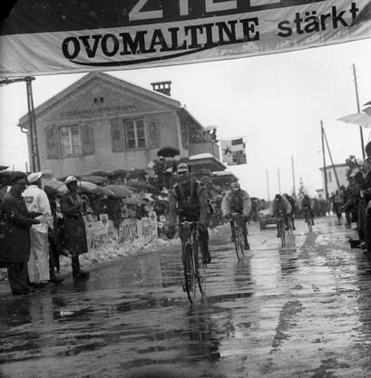 Missliche Bedingungen1963 in Celerina