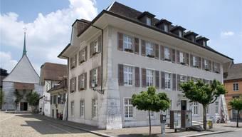Im Naturmuseum Solothurn wurde der Naturförderverein gegründet.