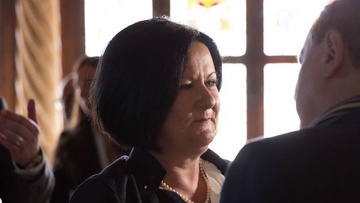 Marianne Meister ist eine Vertreterin des rechten FDP-Flügels.