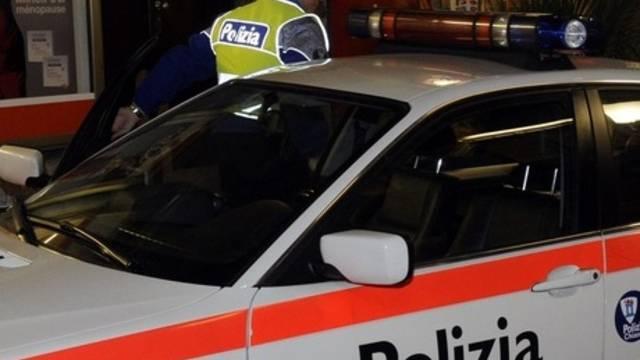 Ein Polizeibeamte entdeckte die vier Jugendlichen (Symbolbild)