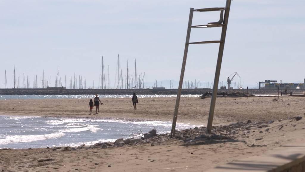 Lockerungen Spanien und Italien: Berner vor Ort erzählen über wiedererlangtes Stück Freiheit