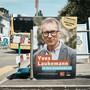 In der Muttenzer Politik war Yves Laukemann bisher nicht präsent. Bild: Roland Schmid (Muttenz, 5. August 2019)