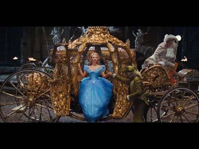 «Cinderella»: Der Trailer zum Film.