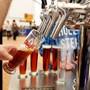 Dieses Jahr wird im April in der Reithalle nicht Bier gezapft. (Archiv)