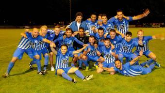 Im Sommer 2018 feierte die zweite Mannschaft des FC Olten den Meistertitel in der 3. Liga. Jetzt hat der Klub das «Zwöi» aus der 2. Liga zurückgezogen.