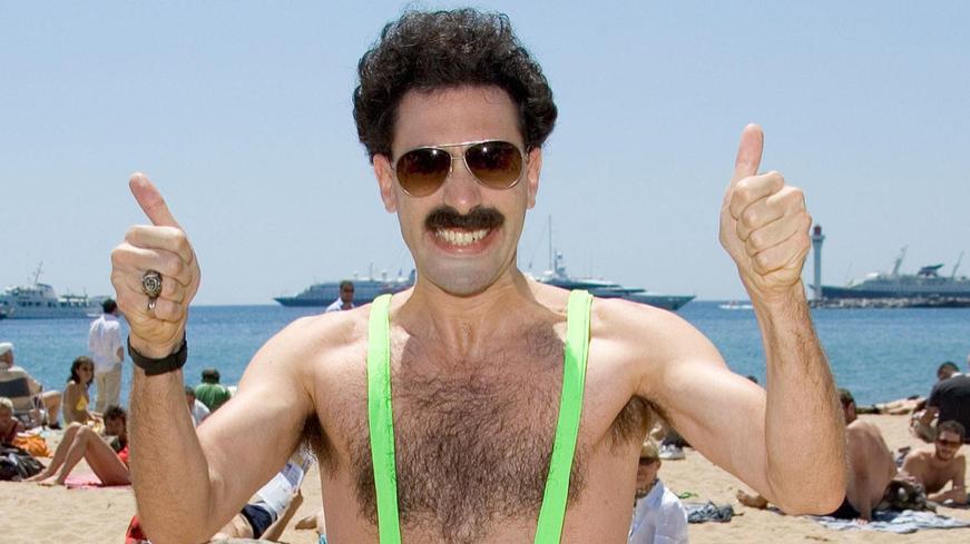«Sie ist 15 Jahre alt!» – hier wird gerade Trumps Anwalt von Borat getrollt
