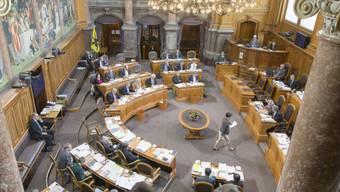 Die Solothurner FDP will wieder einen Sitz im Ständerat.