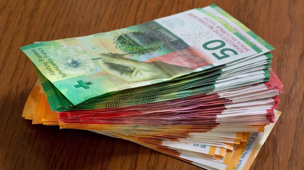 Neue Volksinitiative will jedem Bürger 7500 Franken auszahlen