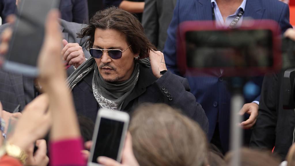 Karlsbader Filmfestival begrüsst Hollywood-Star Johnny Depp