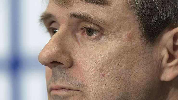 FCB-Präsident Bernhard Burgener wird einmal mehr auf der Tribüne mitfiebern müssen