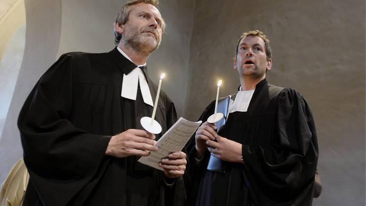 Neue Reformierte Pfarrer sollen mit dem Projekt «ITHAKA Pfarramt» ausgebildet werden.