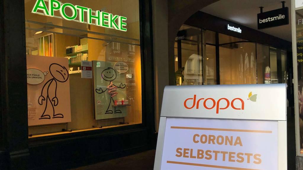 Corona-Selbsttests ab heute in den Apotheken verfügbar