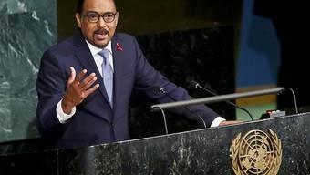 UNAIDS-Direktor Michel Sidibé