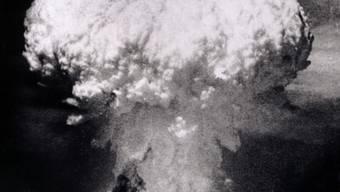 Die USA investieren im grossen Stil in die Modernisierung ihrer Atomwaffen - der bislang letzte Atombombenangriff auf eine Stadt erfolgte in Nagasaki. (Archivbild)