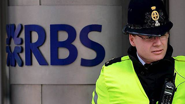 Stellenabbau bei RBS