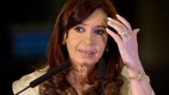 Argentiniens Präsidentin Cristina Fernández de Kirchner (Archiv)